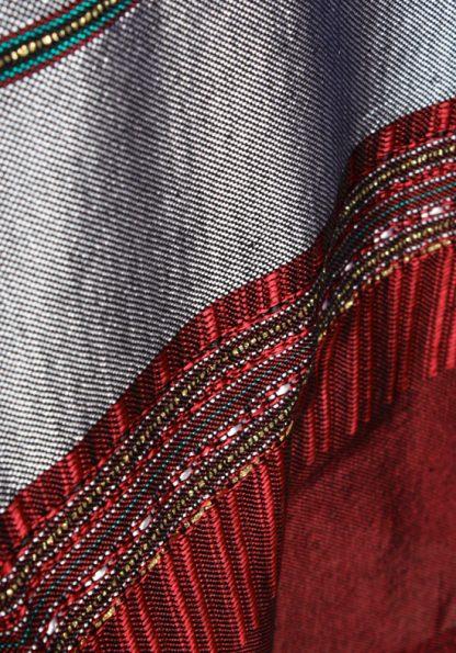 Keith - Men's Handmade Woven Silk Tallit-52