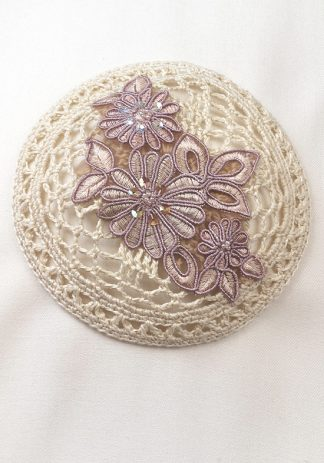 Crochet Kippah