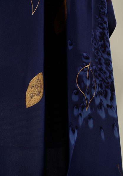 Einat - Women's Handmade Silk Talliit-101