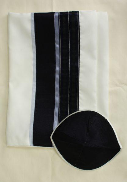 Brady - Men's Handmade Wool Tallit-642