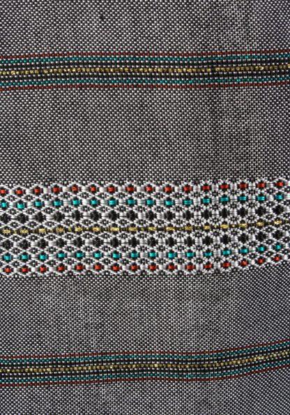 Clint - Men's Handmade Woven Silk Tallit-404
