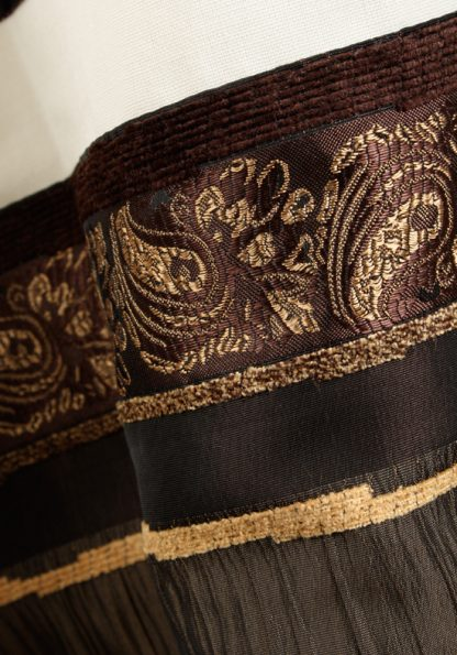 Eli - Men's Handmade Wool Tallit-578