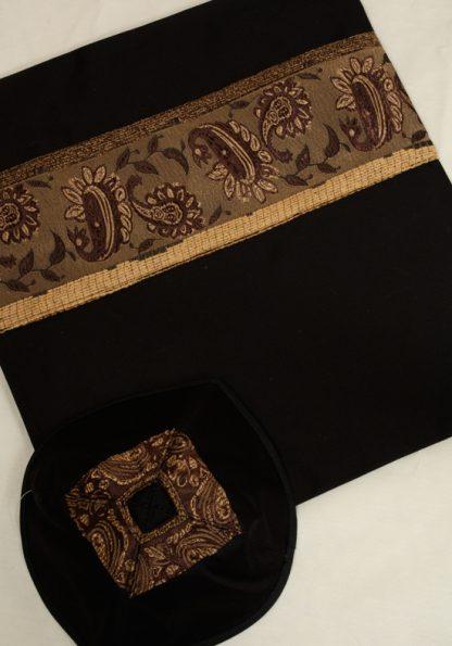 Eli - Men's Handmade Wool Tallit-580