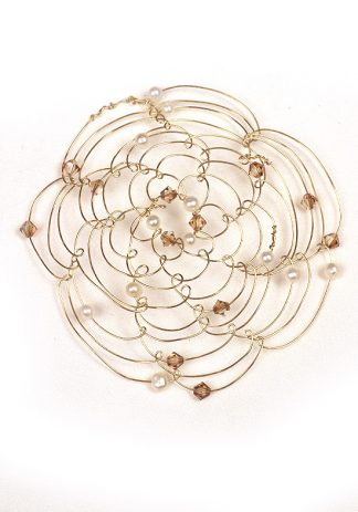 Gold Aurum & Pearl-0