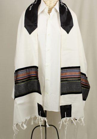 Natan - Men's Handmade Wool Tallit-0