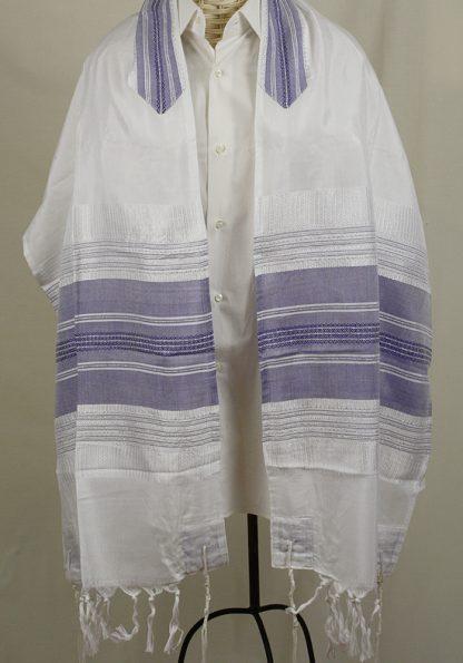 Amos - Men's Handmade Woven Silk-0