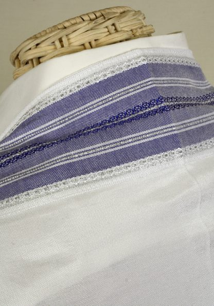 Amos - Men's Handmade Woven Silk-302