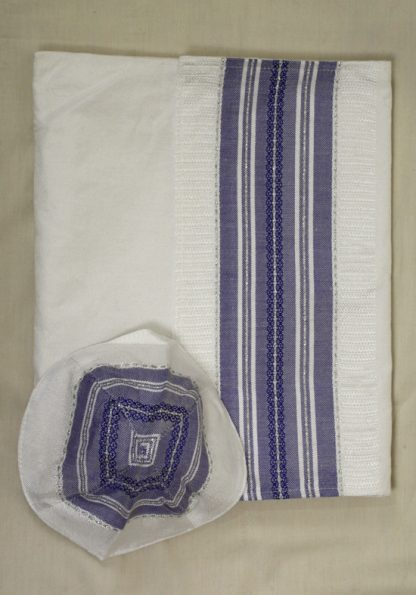 Amos - Men's Handmade Woven Silk-303