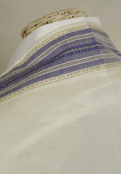 Buddy - Men's Handmade Woven Silk Tallit-300