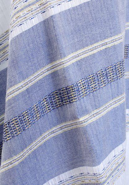 Caden - Men's Handmade Woven Silk Tallit -401