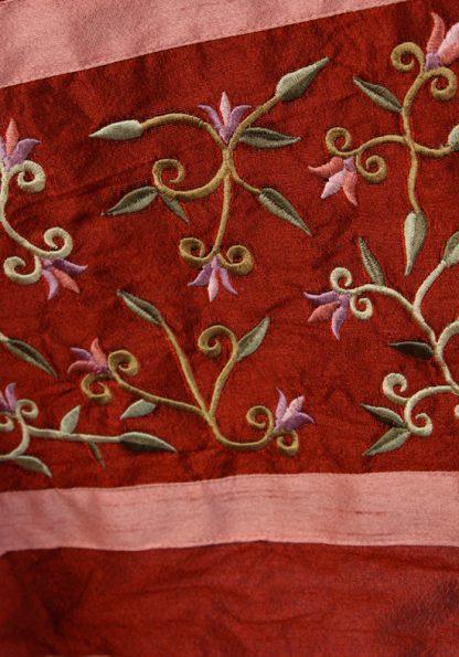 Ginger - Women's Handmade Silk Tallit-989