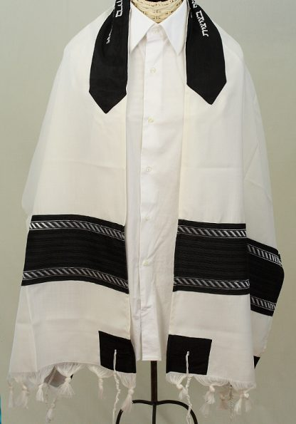 Holden - Men's Handmade Wool Tallit-0