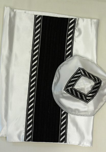 Holden - Men's Handmade Wool Tallit-537