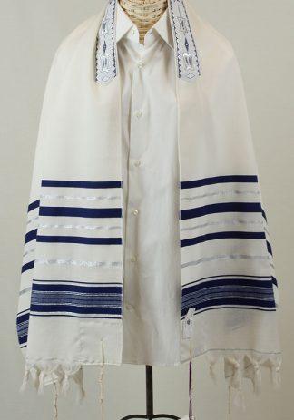 Louis - Men's Traditional Wool Tallit-0