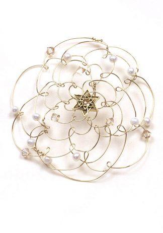 Pearl Crystal AB Star-0