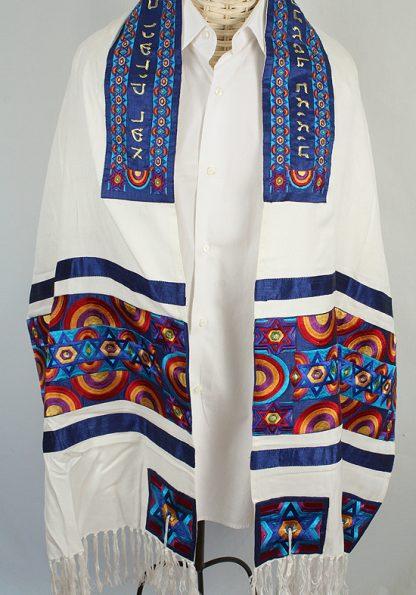 Peyton - Men's Handmade Silk Tallit-0