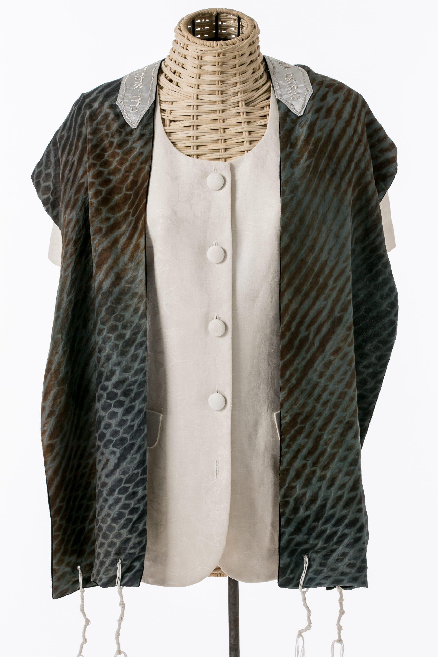 Barbra - Women's Handmade Silk Tallit-0