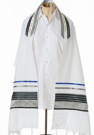 Daniel - Men's Handmade Wool Tallit-0