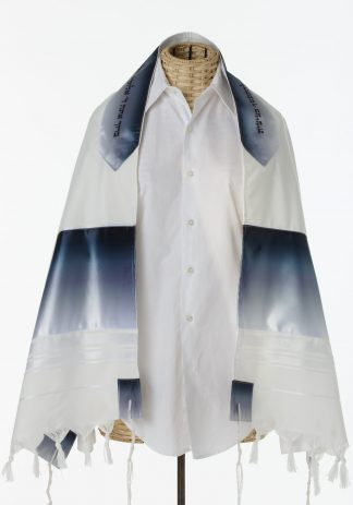 Brandon - Men's Handmade Cotton Blend Tallit-0