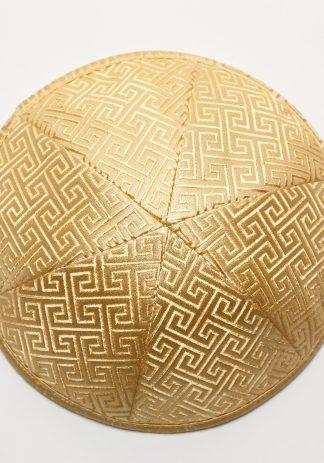 Gold Geomentric-0