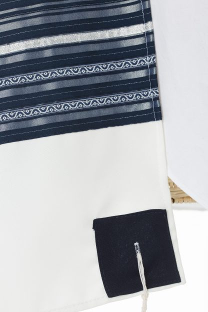 Chad - Men's Handmade Viscose Tallit-2425