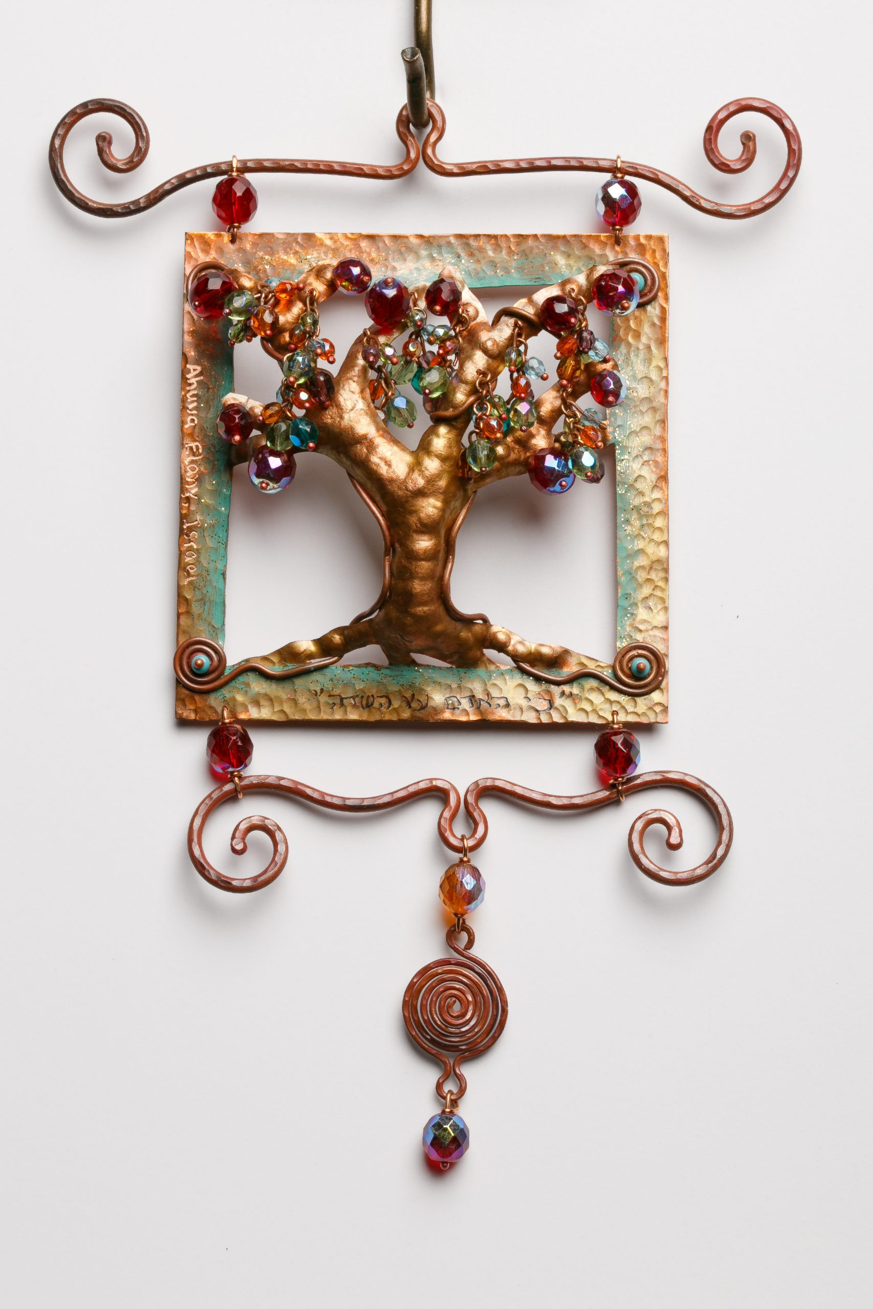 Tree of Life Wall Hanging-0