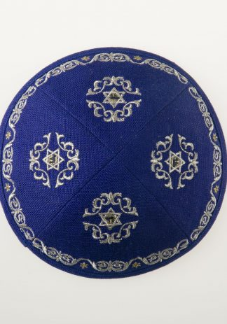 Embroidered Star of David-0