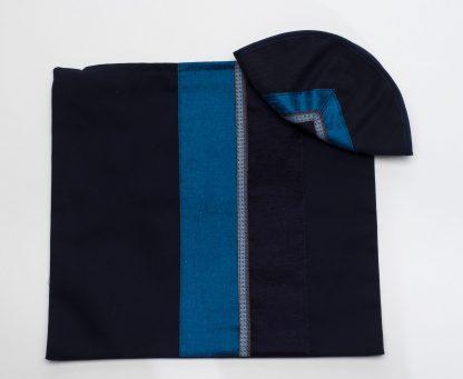 Phillip - Men's Handmade Wool Tallit-3124