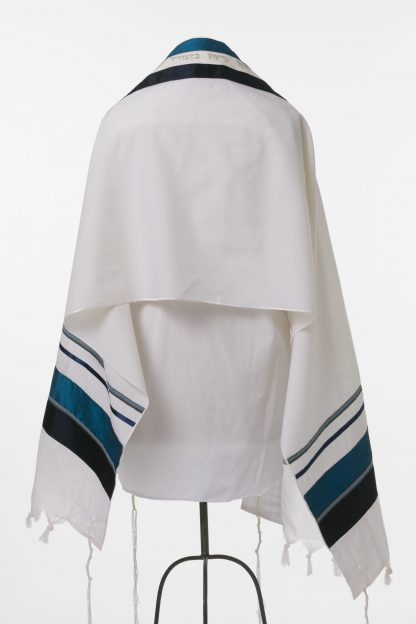 Phillip - Men's Handmade Wool Tallit-3122