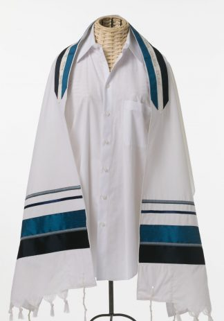 Phillip - Men's Handmade Wool Tallit-0