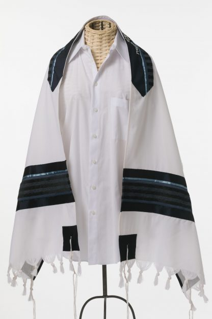 Darren - Men's Handmade Wool Tallit-0