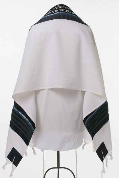 Darren - Men's Handmade Wool Tallit-3126