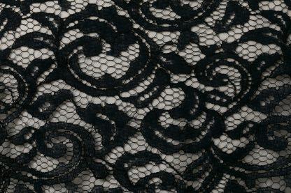 Lena - Women' s Handmade Rayon Blend Lace Tallit-2966