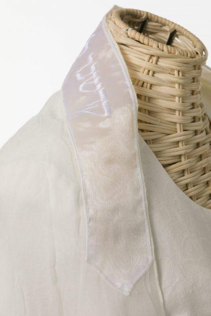 Michelle - Women's Handmade Sheer Organza Tallit-3027