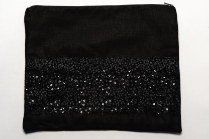 Lucy - Women's Handmade Sheer Silk Tallit-3451