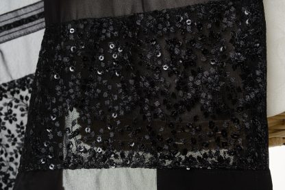 Lucy - Women's Handmade Sheer Silk Tallit-3452