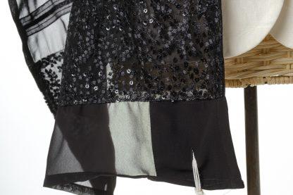 Lucy - Women's Handmade Sheer Silk Tallit-3448