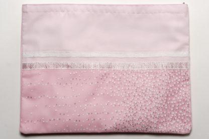 Victoria - Women's Handmade Sheer Organza Tallit-3158