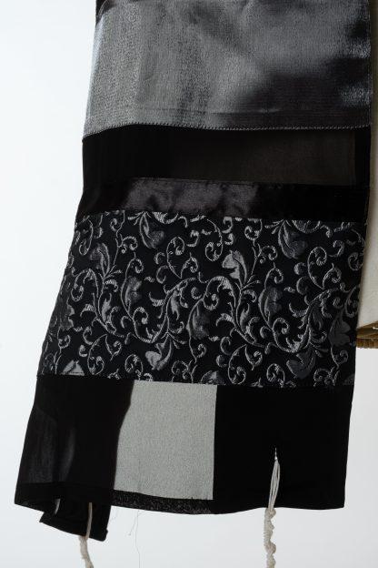 Blair - Women's Handmade Sheer Silk Tallit-3317