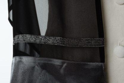 Blair - Women's Handmade Sheer Silk Tallit-3315