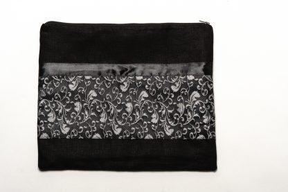 Blair - Women's Handmade Sheer Silk Tallit-3313