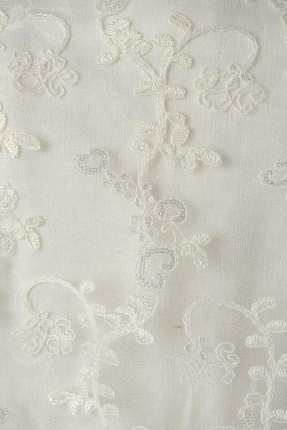Dior - Women's Handmade Sheer Silk Tallit-3390