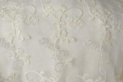 Dior - Women's Handmade Sheer Silk Tallit-3387