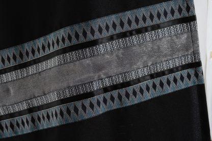 Sawyer - Men's Handmade Viscose Tallit-3591