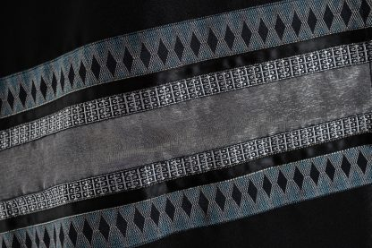 Sawyer - Men's Handmade Viscose Tallit-3594