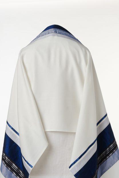 Isaiah - Men's Handmade Wool Tallit-3490